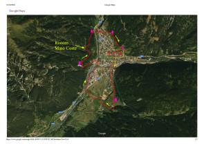 Google Maps Predazzo x S. Martin