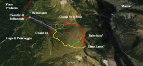 Laste' salvata Google MAPPA